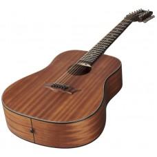 Dean AX D12 MAH - 12-ти струнная гитара, Dreadnought, корпус-махагон