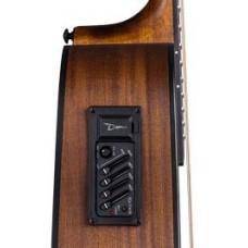 Dean AX DCE MAH - электроакустическая гитара с вырезом