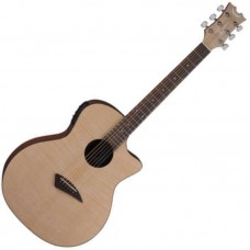 DEAN AX FLAME - электроакустическая гитара