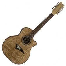 DEAN EQA12 GN - электроакустическая 12 струнная гитара