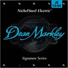 DEAN MARKLEY 2506 Signature -струны для электрогитары (8% никел. покрытие) толщина 12-54