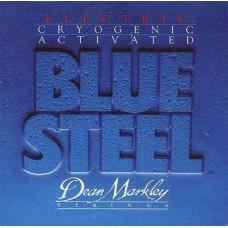 DEAN MARKLEY 2562 Blue Steel -струны для электрогитары (8% никел. покрытие,заморозка) толщина 11-52