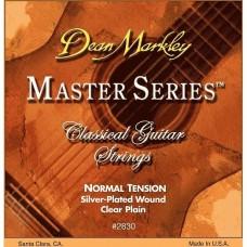 DEAN MARKLEY 2830 Master Series Normal Tension - Струны для классической гитары