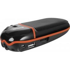 Defender Spark M1 - Акустическая 1.0 система, портативная, 6 Вт, FM, SD, USB