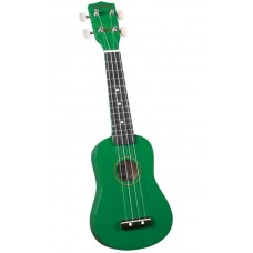 DIAMOND HEAD DU-105 GN - укулеле сопрано, чехол
