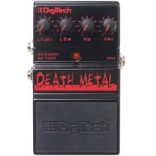 DIGITECH DDM DEATH METAL DISTORTION - педаль дисторшн