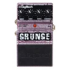 DIGITECH DGR Grunge аналоговая гитарная педаль Grunge Distortion