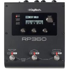 DIGITECH RP360 напольный гитарный процессор эффектов