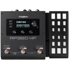 DIGITECH RP360XP напольный гитарный процессор эффектов с педалью экспрессии