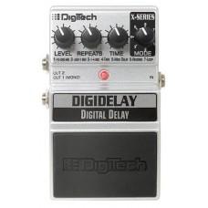 DIGITECH XDD DIGIDELAY 4-SECOND DIGITAL DELAY моделирующая педаль эффектов