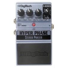 DIGITECH XHP Hyper Phase педаль для гитары, 7 типов фазеров.