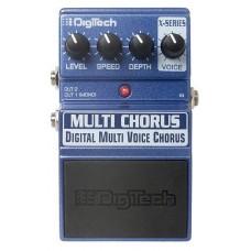 DIGITECH XMC Multi-Chorus педаль для гитары, до 16 голосов