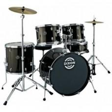DIXON PODRT522BK-NC RIOT Series Black - барабанная установка