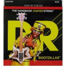DR BZ-50 BOOTZILLAS Струны для бас-гитары