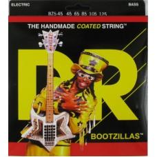 DR BZ5-45 BOOTZILLAS Струны для бас-гитары