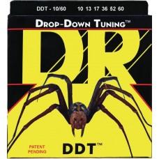 DR DDT-10/60 DROP-DOWN TUNING (10-60) - струны для электрогитары