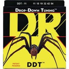 DR DDT-11  DROP-DOWN TUNING (11-54) - струны для электрогитары