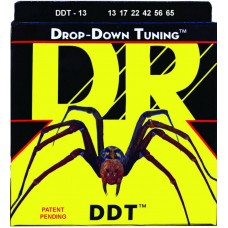 DR DDT-13 DROP-DOWN TUNING (13-65) - струны для электрогитары