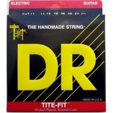 DR EH7-11 TITE-FIT (11-60) - струны для 7-струнунной электрогитары