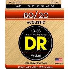 DR HA-13 HI-BEAM Струны для акустических гитар