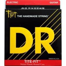DR JH-10 TITE-FIT Струны для электрогитары