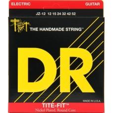 DR JZ-12 TITE-FIT Струны для электрогитары
