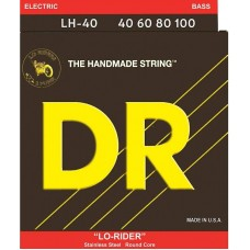 DR LH-40 LO-RIDER Струны для бас-гитары