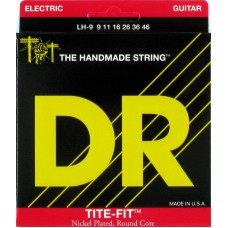 DR LН-9 TITE-FIT Струны для электрогитары