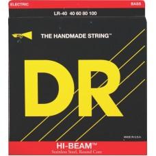 DR LR-40 HI-BEAM Струны для бас-гитары