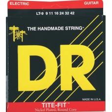 DR LT-9 TITE-FIT  Струны для электрогитары