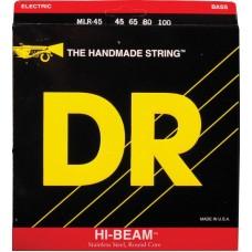 DR MLR-45 HI-BEAM Струны для бас-гитары