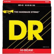 DR MR-45 HI-BEAM Струны для бас-гитары