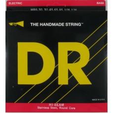 DR MR6-30 HI-BEAM Струны для бас-гитары