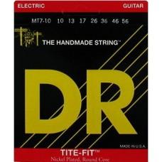 DR MT-7-10 TITE-FIT  Струны для электрогитары