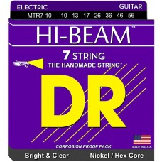 DR MTR7-10 (10-56) HI-BEAM - струны для 7-струнной электрогитары