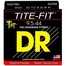 DR HT-9.5 (9.5-44) TITE-FIT - струны для электрогитары