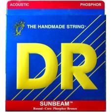 DR RCA-10 SUNBEAM Струны для акустических гитар