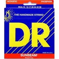 DR RCA-13 SUNBEAM Струны для акустических гитар