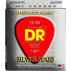 DR SIA-12 (12-54) EXTRA-Life - cтруны для акустической гитары