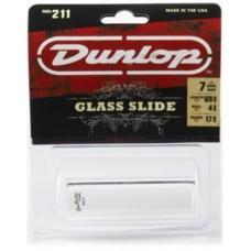 DUNLOP 211 - слайд гитарный 17х35х69, стеклянный, тяжёлый