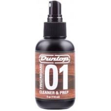 DUNLOP 6524 - средство для чистки поверхности грифа