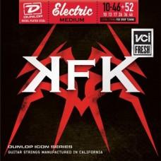 Dunlop KKN1052 Kerry King Icon - струны для электрогитары, никель, 10-46 (52)
