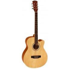 Elitaro E4010C N - акустическая гитара