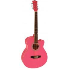 Elitaro E4010C PI - акустическая гитара