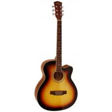 Elitaro E4010C SB - акустическая гитара