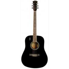 Elitaro E4110C BK - акустическая гитара