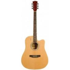 Elitaro E4110C N - акустическая гитара