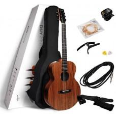 Enya EA-X1EQ+ - электроакустическая гитара