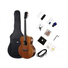Enya EM-X1EQ+ - электроакустическая гитара