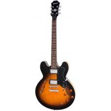 EPIPHONE DOT VINTAGE SUNBURST CH - полуакустическая гитара